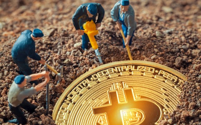 Cryptocurrency PoW mining