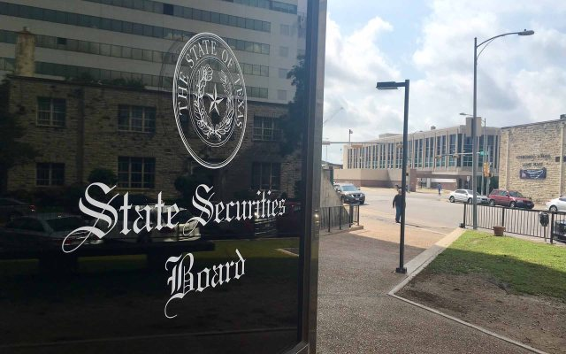 The Texas State Securities Board: Bitcoin Police?