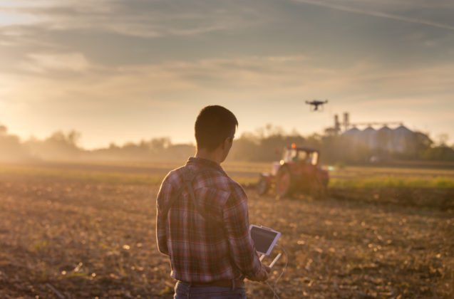From Farm To Plate, Blockchain Is Revolutionizing Agriculture