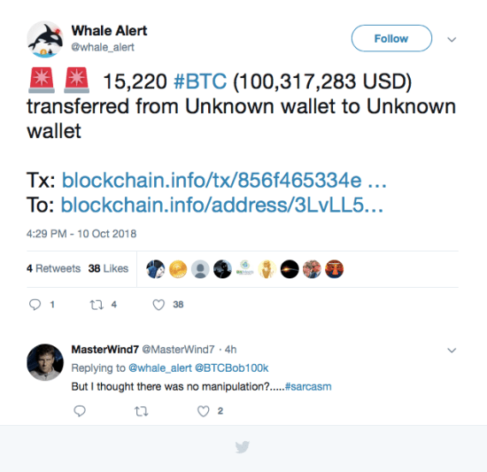 Screen-Shot-2018-10-10-at-11.02.26-PM Chainalysis Finds That Bitcoin Whales Are Not the Sole Source of Market Volatility
