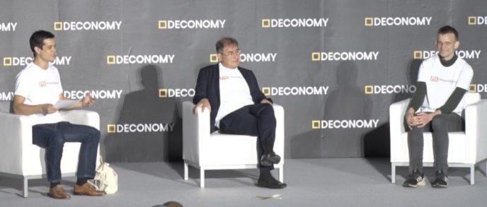 Dr. Doom v Vitalik Buterin Cryptocurrency Debate