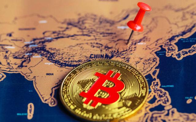 bitcoin booming in china