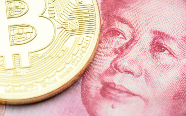 china buying bitcoin as yuan weakens