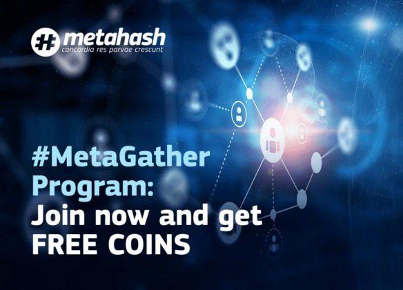 Metagather program blockchain adoption
