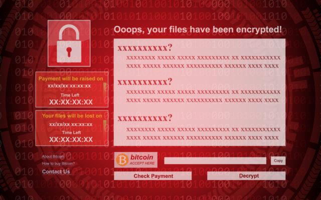 stratford bitcoin ransomware attack