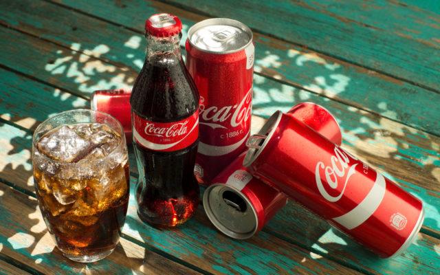 coca cola using blockchain