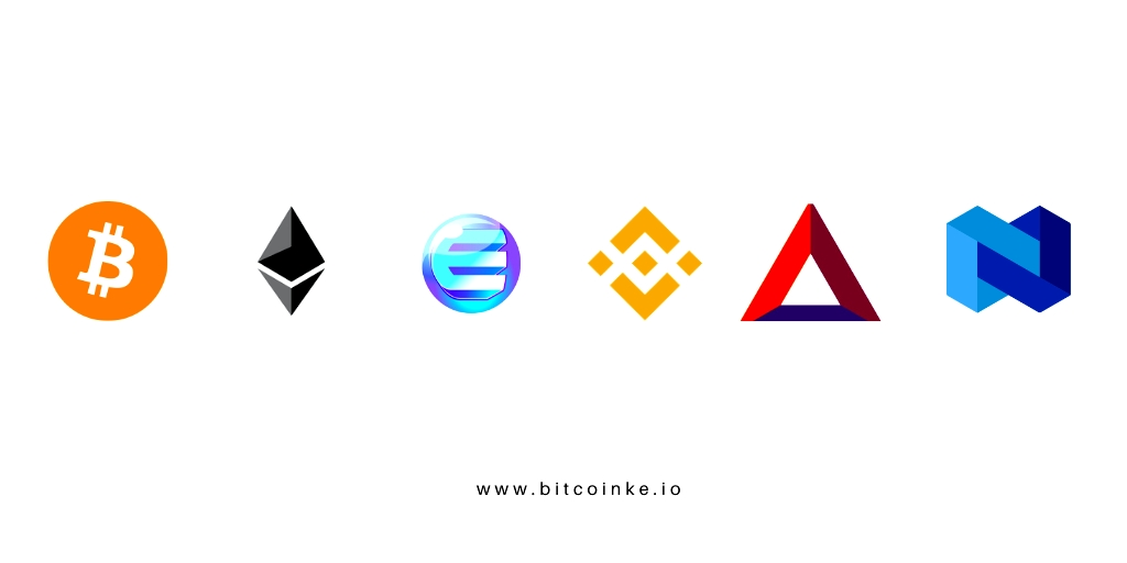 5 top cryptocurrencies for 2021