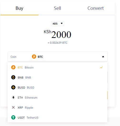 can i buy bitcoin in binance