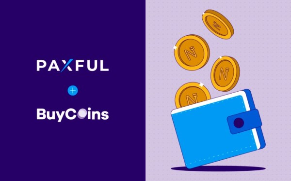 Nigerian Exchange, BuyCoins Africa, Partners with Paxful to Bring Naira Stablecoin onto the P2P Platform