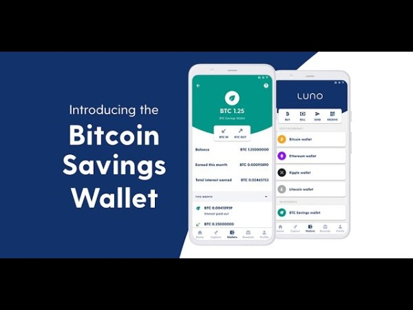 [WATCH] Luno Launches a Savings Wallet to Enable African Customers Earn Interest on Bitcoin