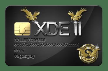 xdeII-standard-wallet