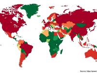 Bitcoin Madencileri 159 Ülkeden Fazla Elektrik Üretiyor