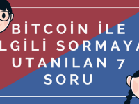 bitcoin ile ilgili sorular