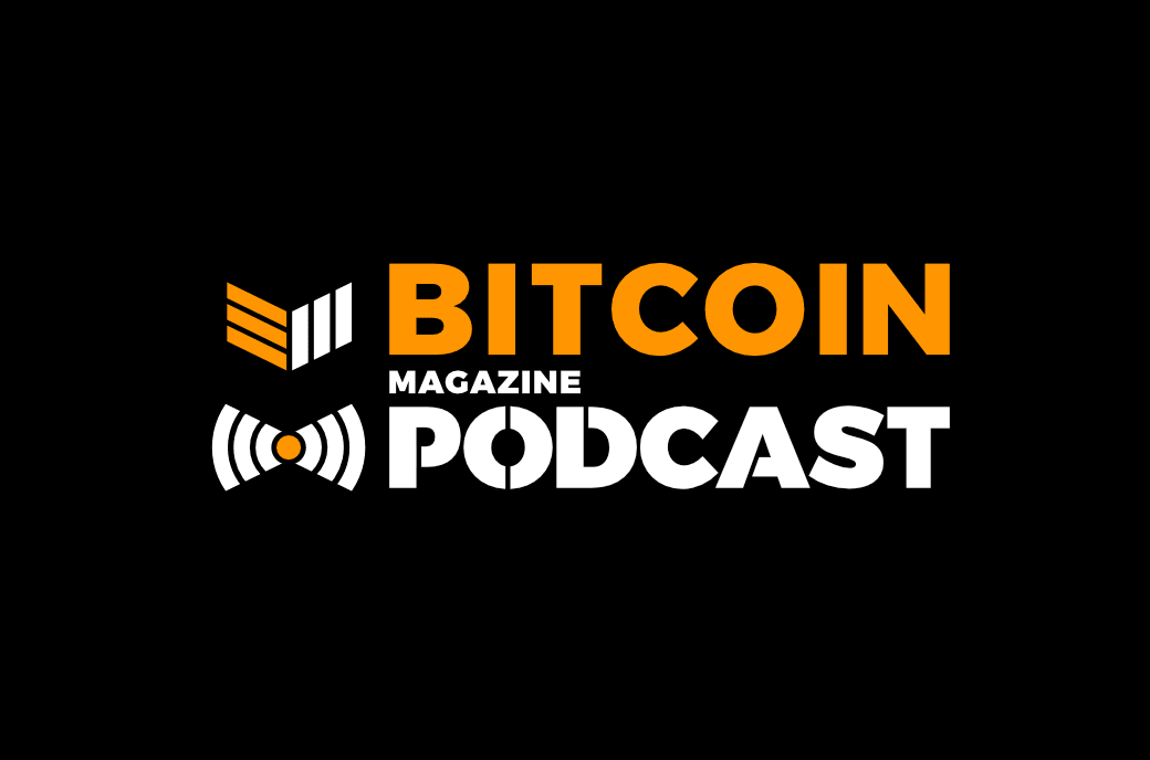 bitcoin magazine podcast template