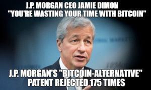 Jamie Dimon of JP Morgan