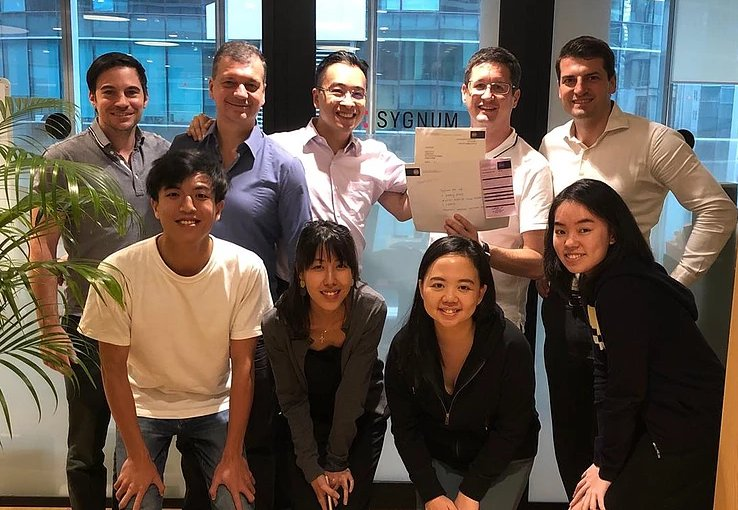 Sygnum granted capital markets services (CMS) licence for asset management in Singapore