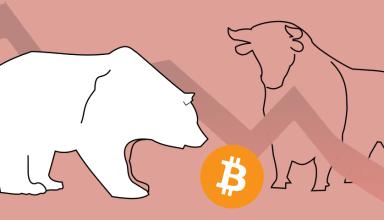 Bitcoin price going down bearish market BTCUSD bitcoin trading speculation