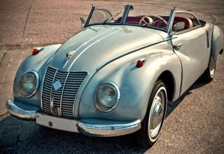 car, blockchain, classic