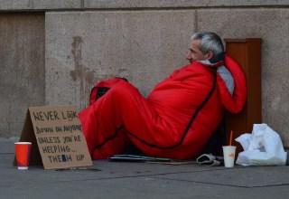 Crypto Helping Homeless Through Winter on Scotland's Streets
