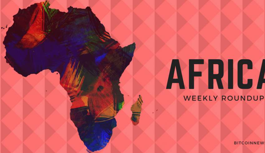 Africa and the Middle East: Crypto and Blockchain News Roundup 24th to 30th March, 2019