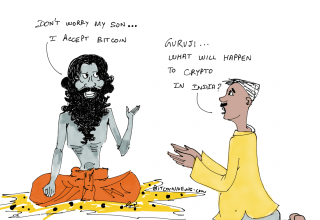 Plight of Cryptocurrency in India