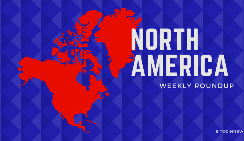 North America: Crypto and Blockchain News Roundup 10th to 16 June, 2019
