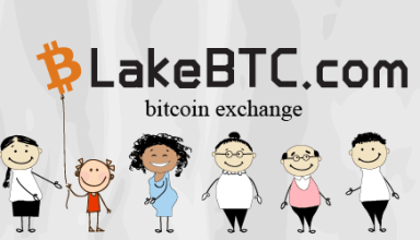 LakeBTC Site