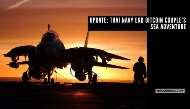 Update: Thai Navy End Bitcoin Couple's Sea Adventure