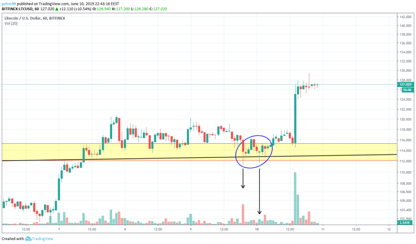 BitcoinNews.com Litecoin Market Analysis 10th June 2019