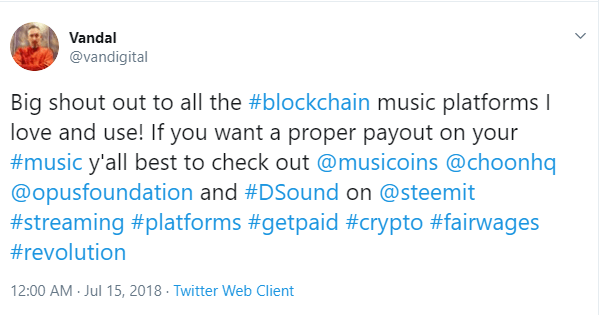 Can Decentralization Transform the Music Industry?