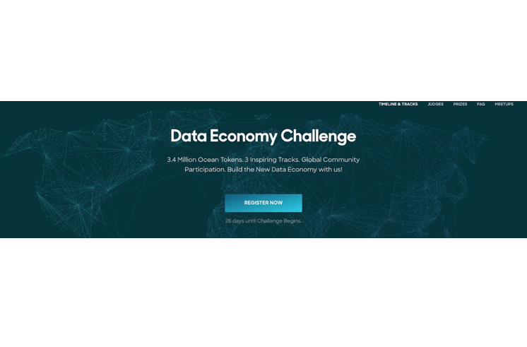 PR: Ocean Protocol Launches Global Data Economy Challenge With 3.4 Million Token Reward