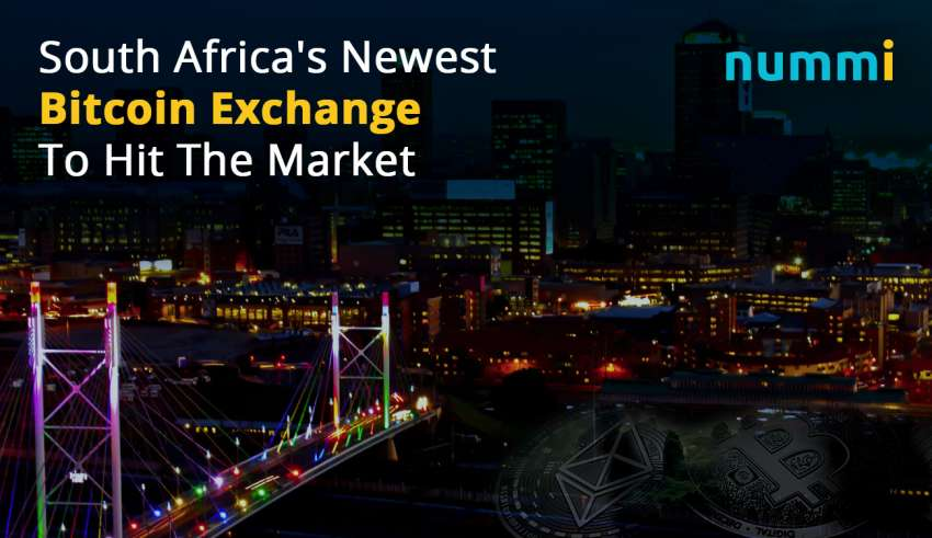 Nummi: A new cryptocurrency exchange set to launch in South Africa