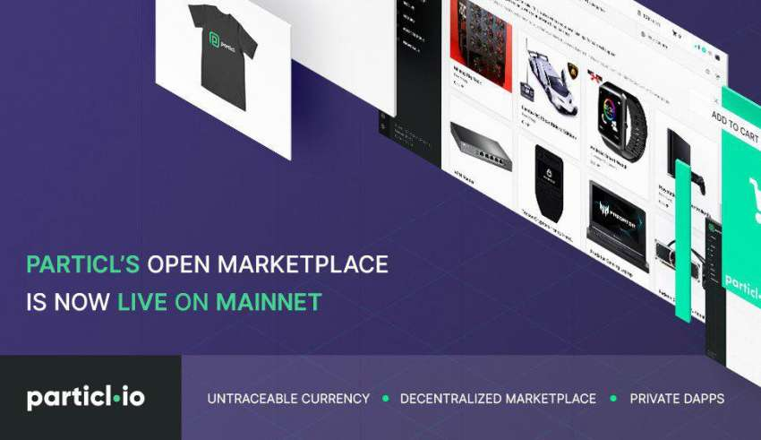 Particl Unveils Privacy-Driven, No-Commission Marketplace