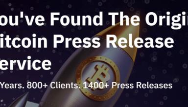 Bitcoin PR Buzz Launches Guaranteed CoinTelegraph