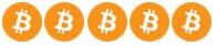 Sito di trading online di 5 stelle bitcoin