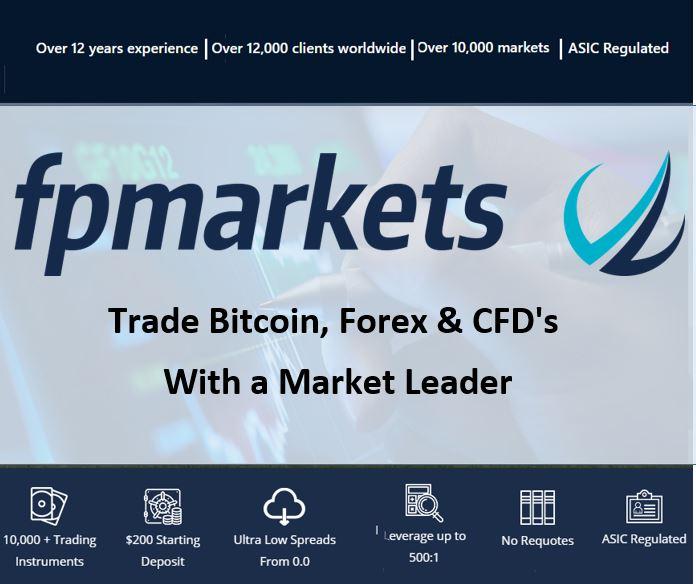 PFmarkets MT4 MT5 Bitcoin Broker