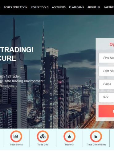 12trader review | forex & cryptocurrency broker
