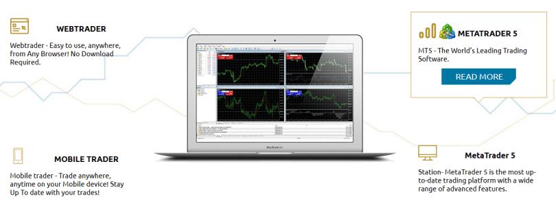 legacyfx trading platform with metatrader 5