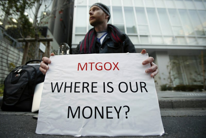 Mt.Gox Investor After 650,000 BTC Go Missing