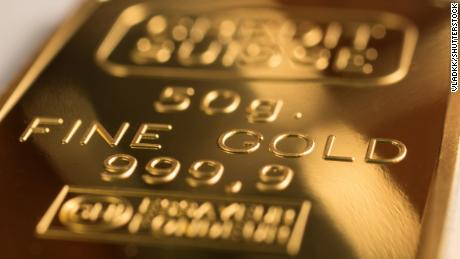 Anxious investors are pushing gold prices to all-time highs