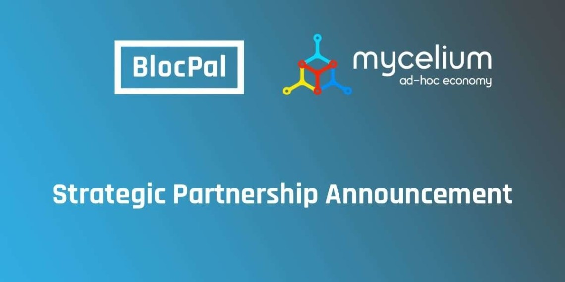 BlocPal, Mycelium Partnership