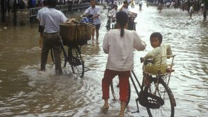 Excessive Flooding in Sichuan Causes 20% Hashrate Losses for Chinese Bitcoin Miners