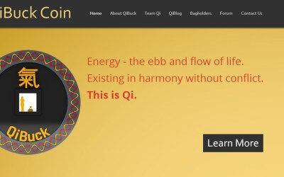 Cryptocurrency QiBuck Coin Offers Passive Income Streams to Holders