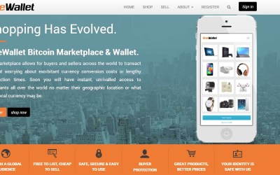 Huge Bitcoin Marketplace OneWallet.io Launches With Wide Range of Products