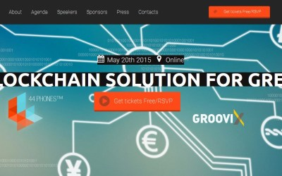 "Coinstructors Proposes Disruptive ""Blockchain Solution For Greece"" Amid Eurozone Crisis; is Bitcoin 2.0 The Answer"