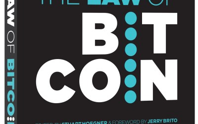 """""""The Law Of Bitcoin"""" Book Released by 10 International Lawyers and Academics: The Definitive Guide to Navigating Bitcoin Law"""