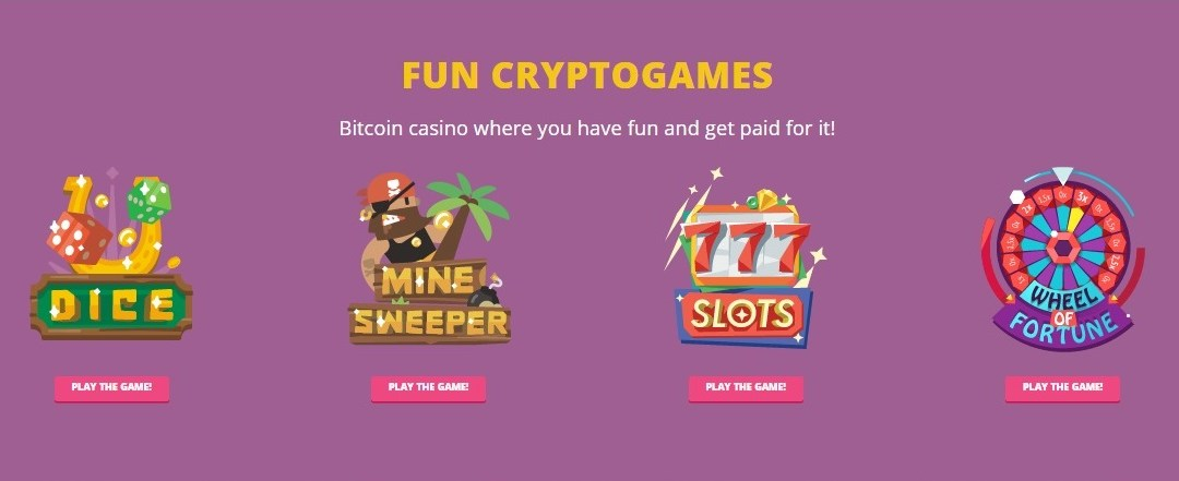 Bitcoin Gaming Platform CryptoGames.io Crosses 2.5 Million Wins, Launches Wheel of Fortune Game
