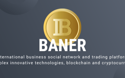 BANER Project Launches Business Social Network for the Digital Generation, Announces ICO Campaign