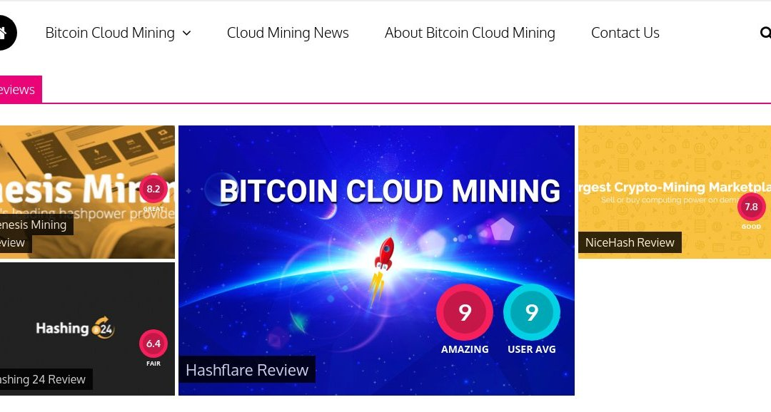Cloud Mining Review Platform Cloud Mining Report Launches