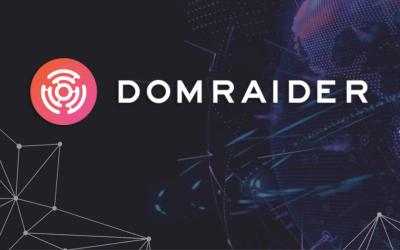 For the First Time in France, the DomRaider Company Plans to Raise 35 Million Euros Thanks to an ICO (Initial Coin Offering) or Fund Raising in Cryptocurrency